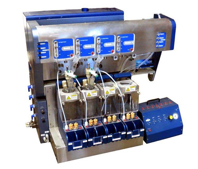 Argonaut 3400  Process Chemistry Workstation