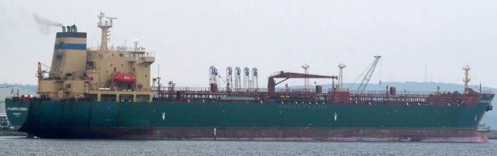 Daedong Handy Size Oil And Chemical Tanker DWT 35,841 MTS ON 11.02M DRFT