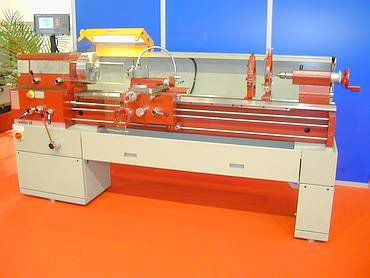 Mondiale Engine Lathe Max. 1600 rpm CELTIC 14