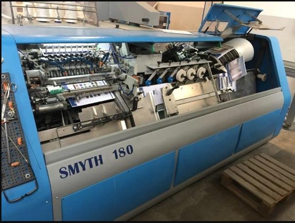 Smyth 180 4D Automatic Sewing Machine
