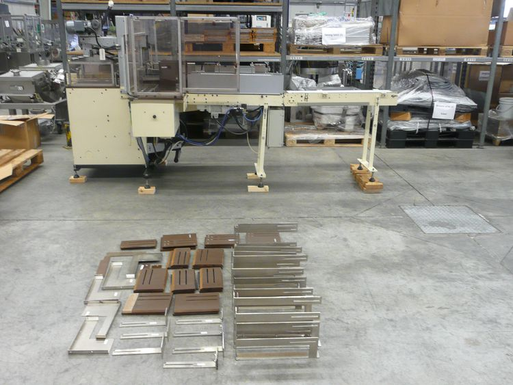 Sollas SB 250 stretch bander for cartons