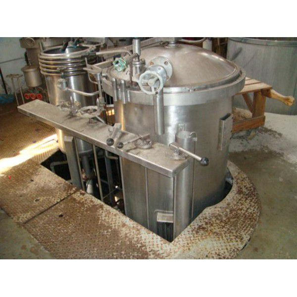 Scholl Yarn dyeing machine