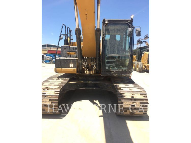 Caterpillar 320EL TRACK EXCAVATORS