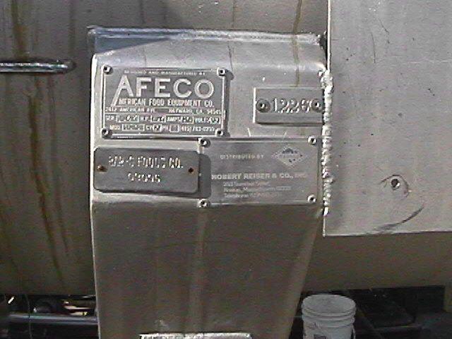Afeco 80000 Mixer