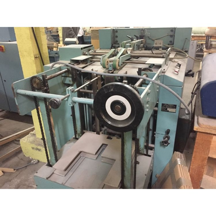 Other EX 610 EA 4, PUNCHING AND PERFORATING MACHINE