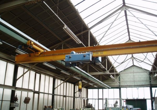Demag 2 Ton Single beam sub-crane