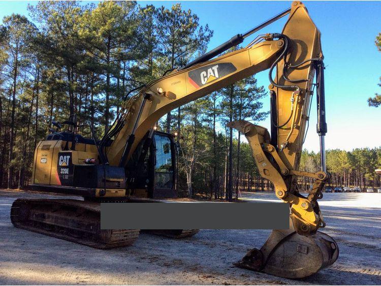 Caterpillar 320 E L Excavator
