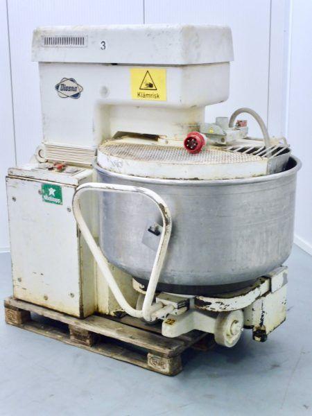 Diosna SP240 AD spiral mixer