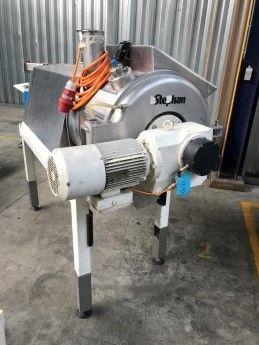 Stephan TK 150 Universal horizontal vacuum mixer