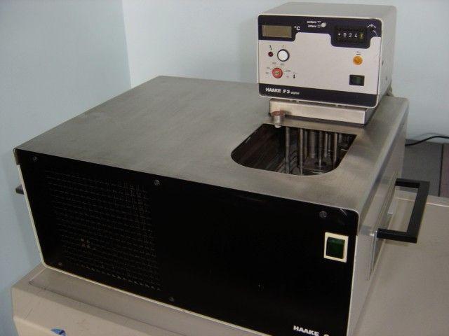 Haake F3-C, F3C And F3-C Recirculating Heated Chiller Bath Refrigerated Circulator