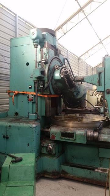 TOS FO 16 Variable Gear Machine