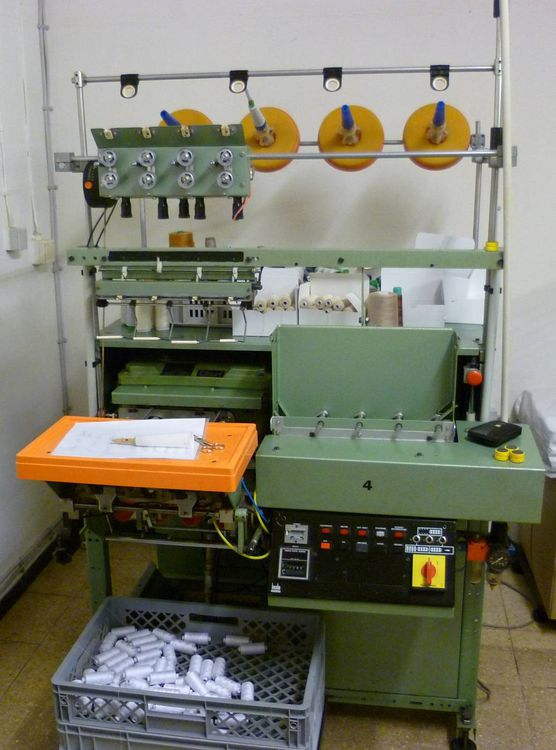 Hacoba Sewing-thread winder HSA