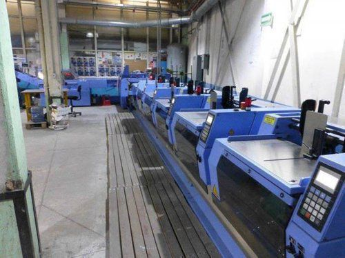 MULLER MARTINI PRIMERA C 110 Stapler / saddle stitcher