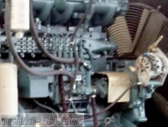 Pramac, Volvo GSW705V-PFL 705kVA