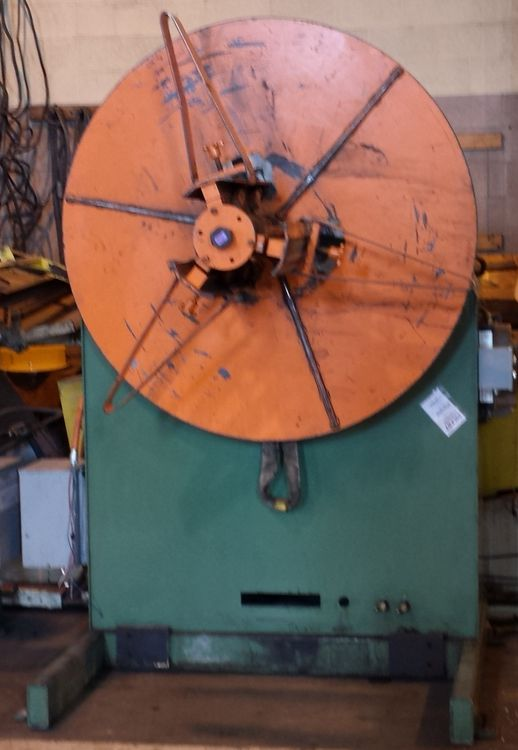 COE CPR8018, Coil Reel Max. 8,000 LBS