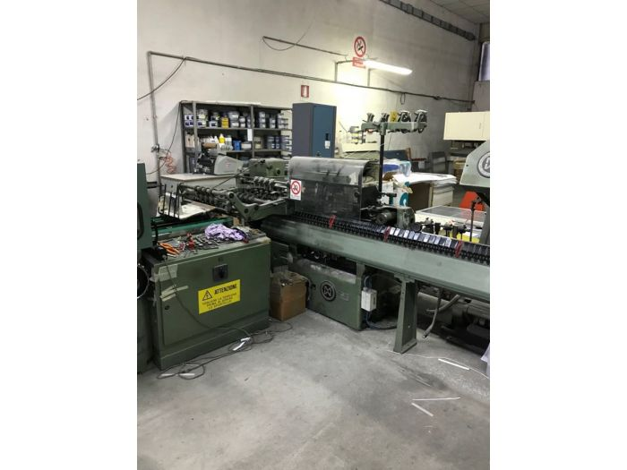 MULLER MARTINI GRAPHA JG.2 Sewing Machine