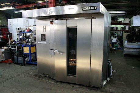 Hobart Gas Rack Oven