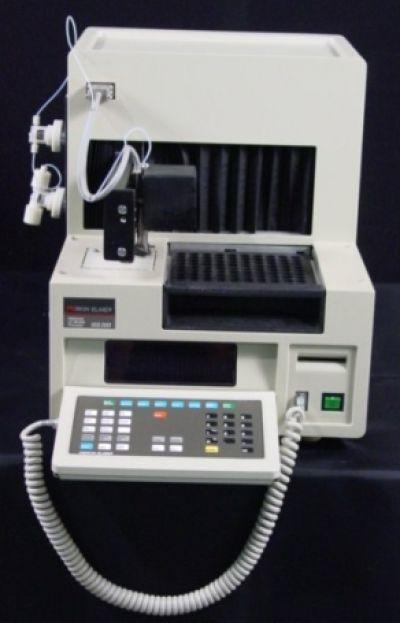 Perkin Elmer ISS-200 HPLC Autosampler