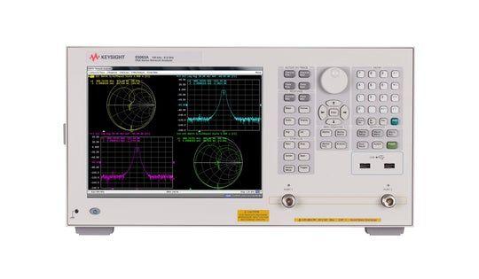 Keysight E5063A Series Network Analyzer
