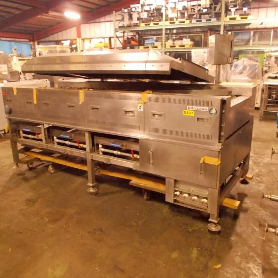 Others KAYF-250E-R Oven