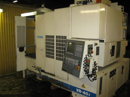 Okuma VR40 3 Axis