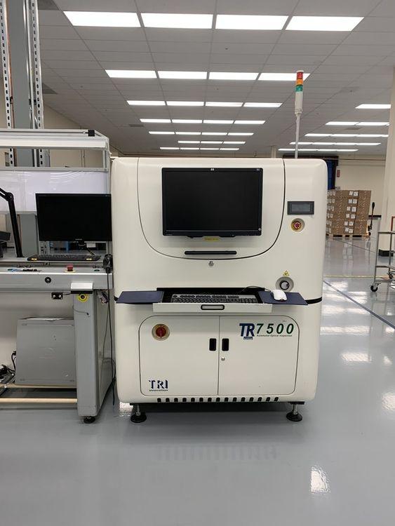 Trio Tech TR7500