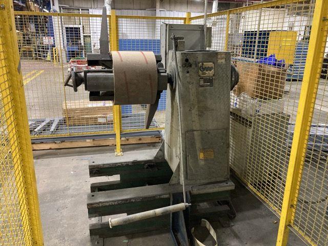 CWP Motorized Coil Reel   2500-18M 2,500#