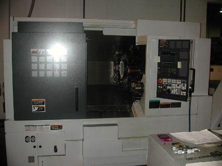 Mori Seiki MORI SEIKI MSX 850 Max. 4000 rpm NL2500 4 Axis