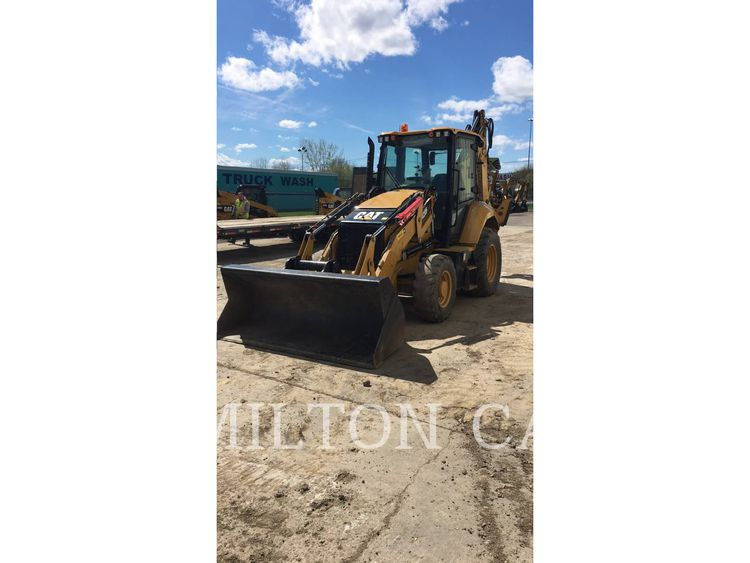Caterpillar 420F2IT Backhoe Loader