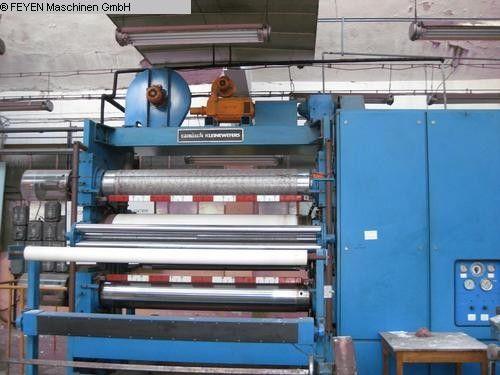 Kleinewefers, Ramisch RKK 360- System Nipco 160 Cm Rolling-Calender