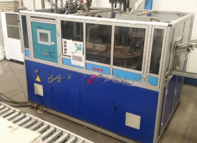 Sidel TMS 1002 PET STRETCH BLOW MOULDING MACHINE