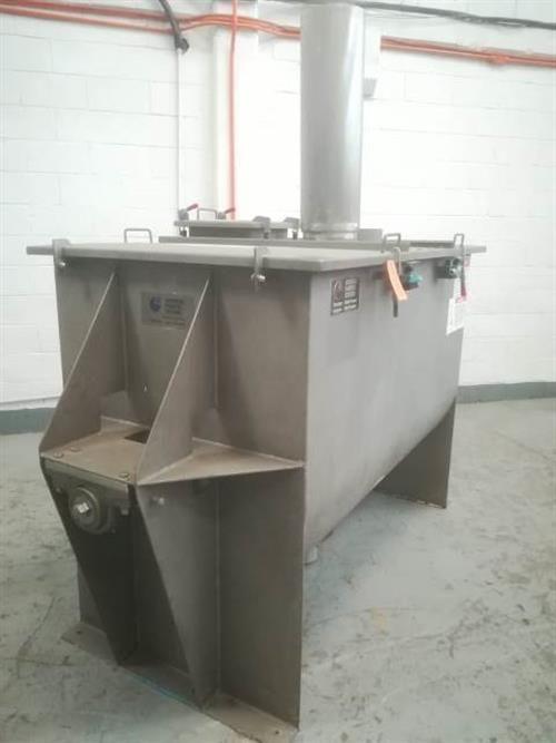 American Process UFO30/6567 Fluidize Paddle Mixer