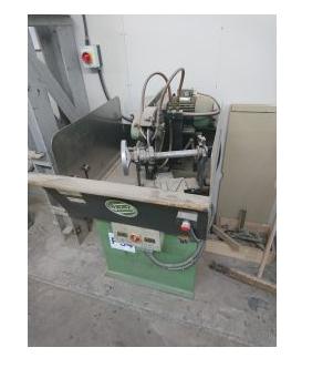 Weinig R929, Profile grinder