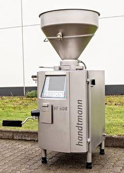 Handtmann VF 608 vacuum filling machine