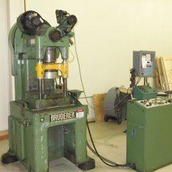 Bruderer BSTA-30 HI-SPEED PRESS 30 Ton