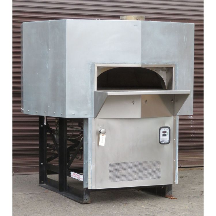 Woodstone WS-MS-6-RFG-IR-NG Pizza Oven