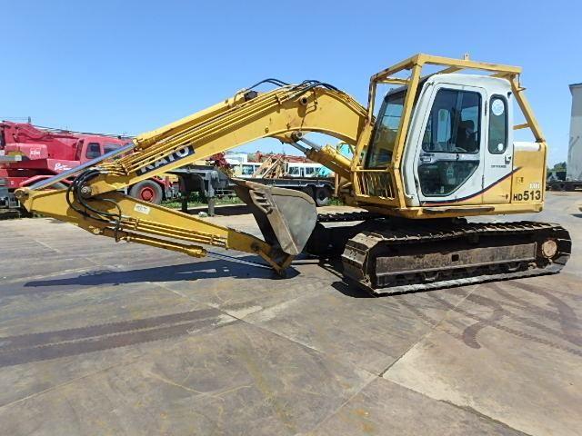 Kato HD513MR-V Excavator