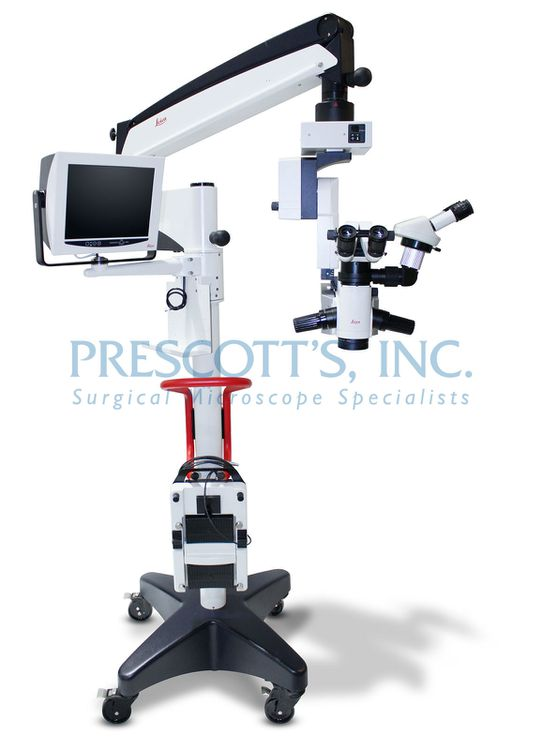 Leica M822 F20 Ophthalmology Surgical Microscope