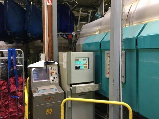Lavatec LT 12x35 BT, LP561 Tunnel washer