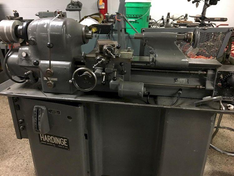 Hardinge Engine Lathe 3000 RPM HLV