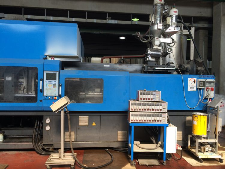 RP Products RP 270 PM-CE Injection Moulding system