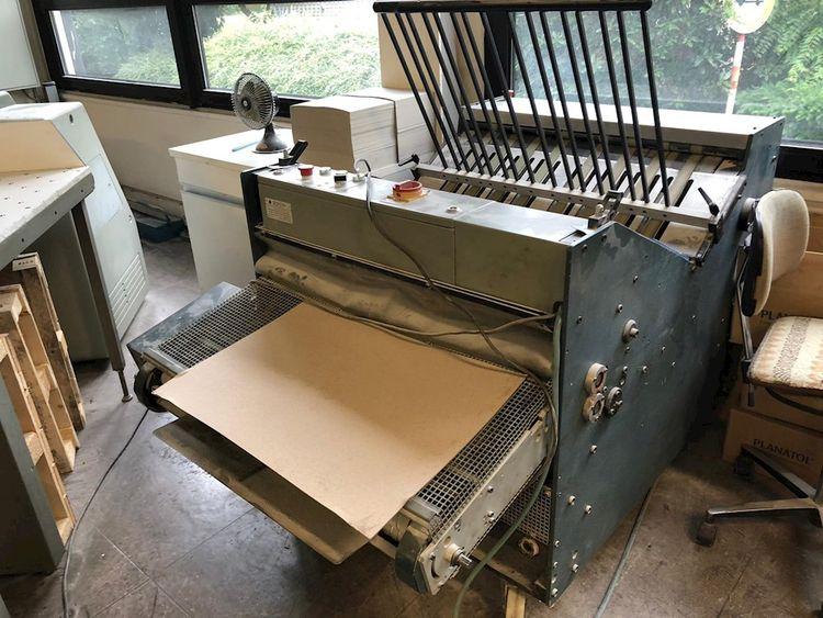 Meccanotecnica Lega 80 - Pressstation Sewing Machine