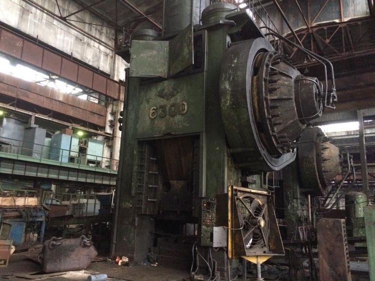 TMP, Voronezh K04.015.848 6300 Ton