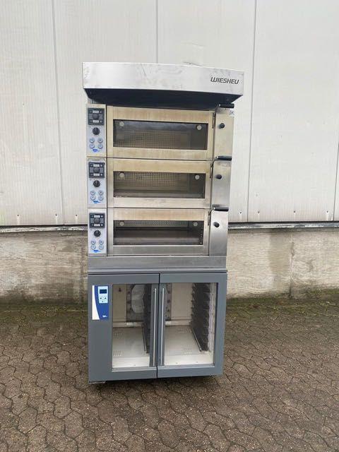 Wiesheu EBO 3-64 320 Deck Oven