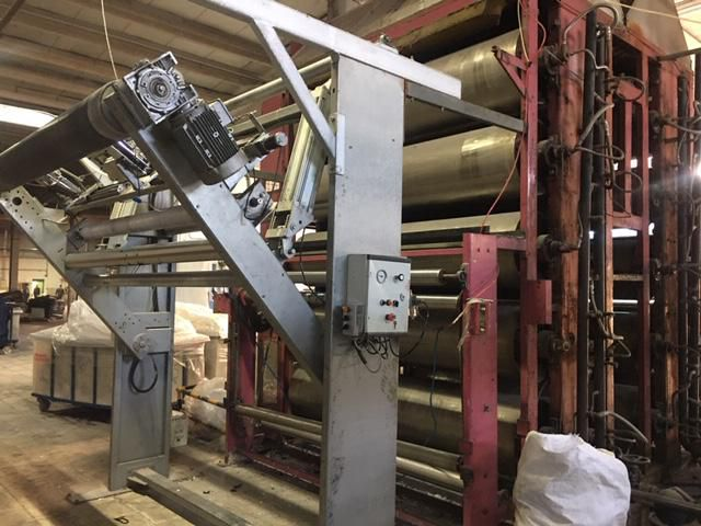 Avrupa 240 Cm Drying cylinders