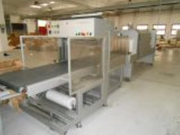 Others AM90HNA, Packing with shrink oven