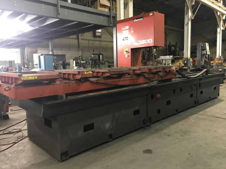 Amada VM 3800 Sawing machine Semi Automatic