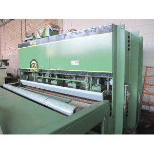 Friz DQ  Throughfeed press