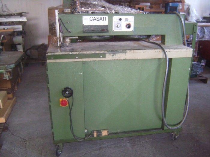 Casati Glue Thread Splicing Machine