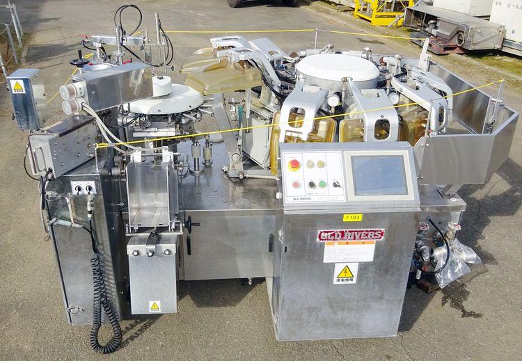 Furukawa FVV-10-220N Vertical bagging vacuum packaging machine